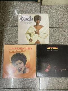 """Thumbnail of """"アレサ・フランクリン Aretha Franklin  レコード セット3枚"""""""