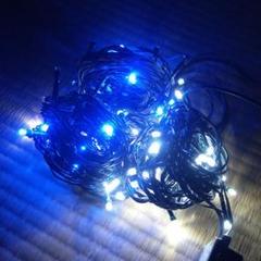 "Thumbnail of ""【美品】クリスマス用LEDライト 白 & ブルー"""