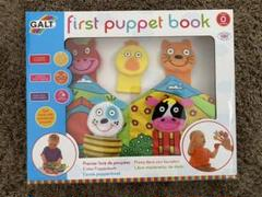 """Thumbnail of """"【 新品未使用】first puppet book"""""""