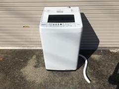 "Thumbnail of ""Hisense ハイセンス HW-T45C 洗濯機 2019年製 4.5Kg"""