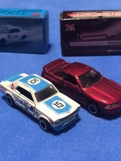 "Thumbnail of ""トミカ特注品 スカイライン ハコスカ  R32 GTR 絶版品"""