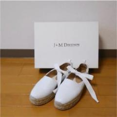 "Thumbnail of ""J&M DAVIDSON ホワイトエスパドーリュ"""