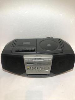 "Thumbnail of ""SONY ラジカセ CD ラジオ カセット再生レコーダーCFD-S15"""
