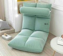 "Thumbnail of ""ソファー畳ベッドの上に背もたれを折り畳む椅子G"""