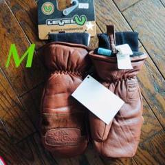 "Thumbnail of ""LEVEL Glove Empire Mitt Brown サイズM"""