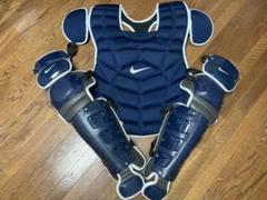 """Thumbnail of """"NIKE catchers gear ナイキ野球キャッチャーギアセット"""""""
