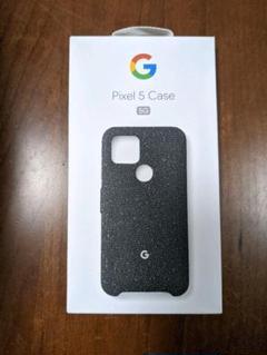 "Thumbnail of ""Google Pixel 5 ケース(Basically Black)新品"""