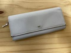"""Thumbnail of """"E0703-11 ジルスチュアート  二つ折り長財布"""""""