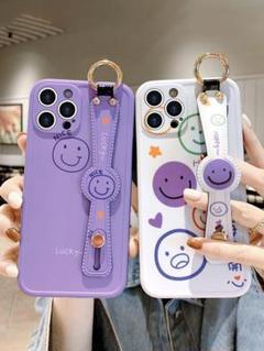 "Thumbnail of ""新品 smile iPhone11Pro ケース パープル"""