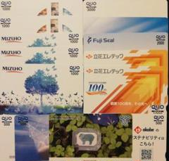 """Thumbnail of """"QUO Card 16,000円分 株主優待品 GFW クオカード"""""""
