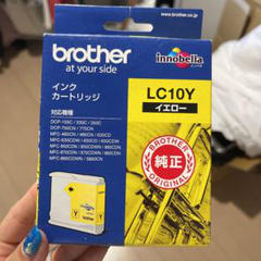 """Thumbnail of """"brother LC10Y"""""""