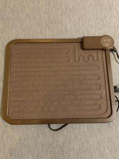 "Thumbnail of ""薄型暖房機 デスクヒーターII ecotto EB-RM8900A"""