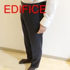 """Thumbnail of """"EDIFICE エディフィス パンツ ネイビー カラー"""""""