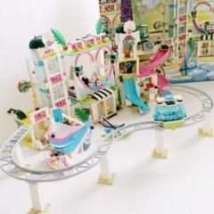 """Thumbnail of """"LEGO Friends レゴフレンズ ハートレイクシティリゾート 41347"""""""