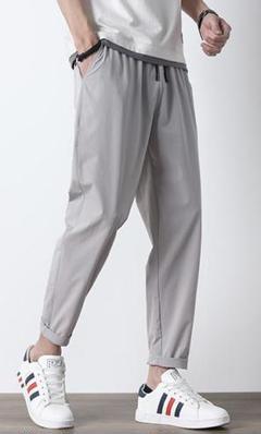 """Thumbnail of """"スポーツパンツの夏9分2021新型アイスクリームの薄いタイプの速乾ズボンです。"""""""