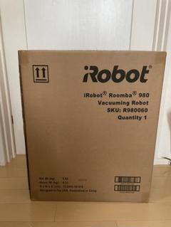 "Thumbnail of ""IROBOT ルンバ980"""