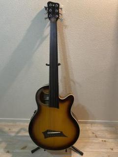 "Thumbnail of ""Acoustic Bass Alien 6st fretless"""