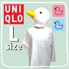 """Thumbnail of """"UNIQLO クルーネックT 七分袖"""""""