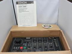 "Thumbnail of ""【週末値下】珍品!! DENON SMX-2000【DJミキサー】"""