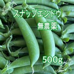 "Thumbnail of ""無農薬栽培スナップエンドウ500g"""