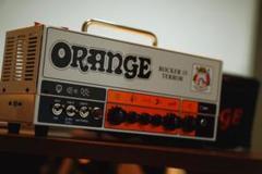 "Thumbnail of ""ORANGE Rocker 15 TERROR"""