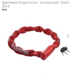 "Thumbnail of ""Supreme KRYPTONITE Integrated Chain Lock"""