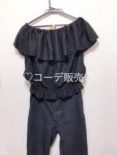 "Thumbnail of ""♥コーデ販売♥ 3wayトップス × スキニー"""