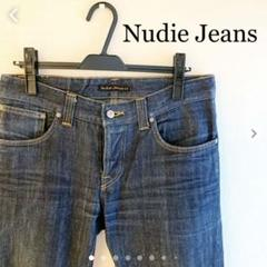 "Thumbnail of ""Nudie Jeans(ヌーディジーンズ) ブーツカット デニム W32"""