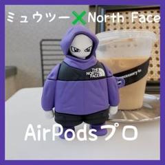 "Thumbnail of ""AirPodsプロケース North Face ミュウツー ポケモン 可愛い"""