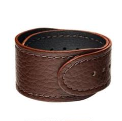"""Thumbnail of """"wena3 用レザーバンド22mm Brown WNW-CB2122/T"""""""