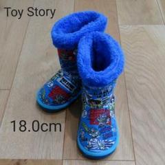 """Thumbnail of """"ディズニー TOY STORY キッズブーツ (18.0cm)  キッズ靴18"""""""