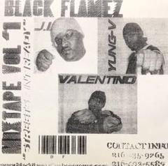 ●BLACK FLAMEZ - MIXTAPE VOL.1