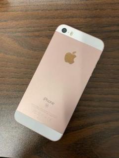 "Thumbnail of ""iPhone SE Rose Gold 128 GB SIMフリー"""
