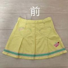 """Thumbnail of """"デイジーラバーズ イエロー ミニスカート 子供服"""""""