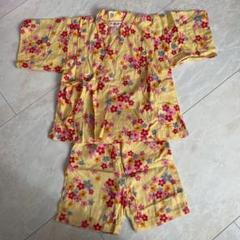 "Thumbnail of ""ミキハウス ホトビ 甚平100cm"""