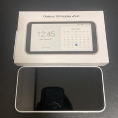 "Thumbnail of ""SAMSUNG Galaxy 5G Mobile Wi-Fi SCR01"""