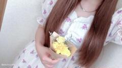 花柄ワンピース