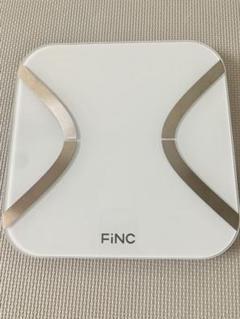 "Thumbnail of ""FiNCアプリ連携! FiNCオリジナル体組成計 FiNC SmartScale"""