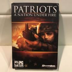 "Thumbnail of ""Patriots: A Nation Under Fire 輸入版 pc win"""