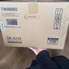 "Thumbnail of ""電子レンジ TWINBIRD DR-4269B"""
