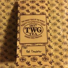 "Thumbnail of ""TWG T2007 レッドチョコレート茶葉50g"""