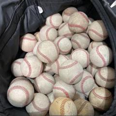 "Thumbnail of ""硬式野球ボール 硬式ボール53球+バック付き"""