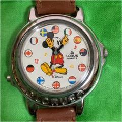 "Thumbnail of ""セイコー  ローラス ミッキーマウス  腕時計"""