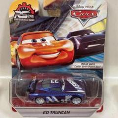 "Thumbnail of ""マテル カーズ ED TRUNCAN RS24hカラーシフトペイントミニカー"""