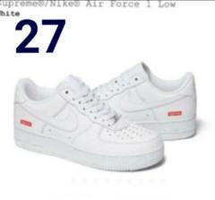 "Thumbnail of ""Supreme Nike Air Force 1 Low  27"""