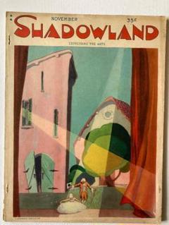 "Thumbnail of ""Shadowland/1922年11月号"""