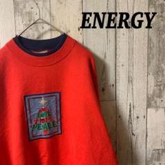 "Thumbnail of ""energy 刺繍 デザイン ビックサイズ フロントプリントスウェット"""