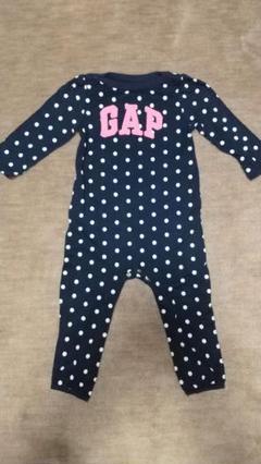 "Thumbnail of ""babyGAP ロンパース カバーオール 薄地 長袖"""