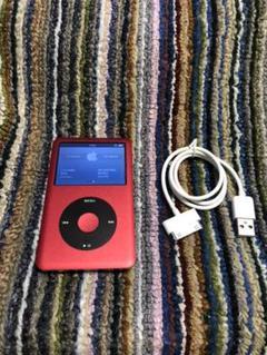 """Thumbnail of """"iPod classic 第6.5世代 160GB 赤 レッド カスタム改造"""""""