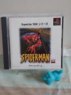 "Thumbnail of ""PSソフト  スパイダーマン"""